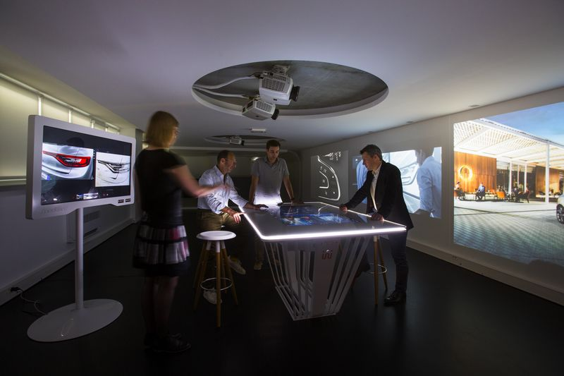 Showroom Immersion Bordeaux, France